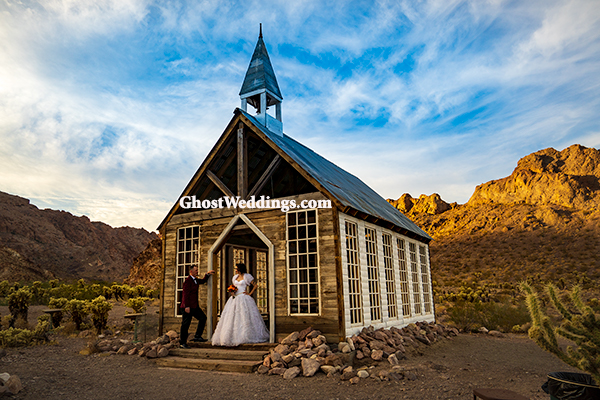 Nelson-Eldorado Canyon Wedding Chapel