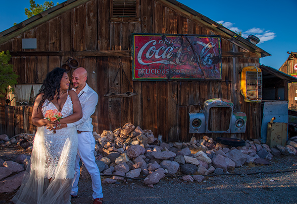 Nelson-Eldorado Canyon Wedding